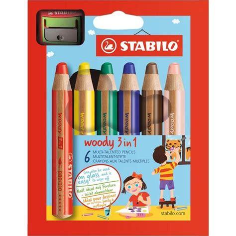 Harga Stabilo Per Pack morrisons stabilo woody colouring pencils 6 per pack