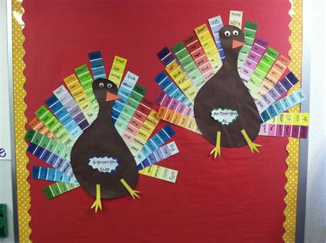 theme synonym and antonym 141 best images about thanksgiving teaching ideas and
