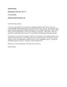 cover letter for a caregiver 17 caregiver cover letter sle and resume template