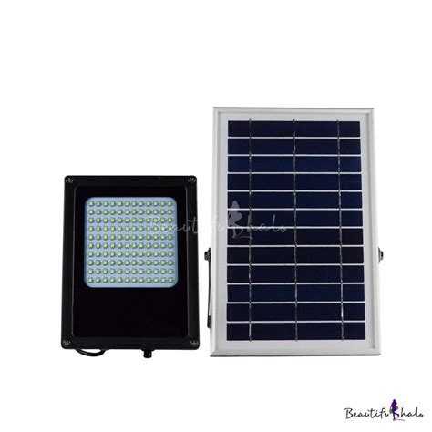 120 Leds Super Bright Solar Powered Garden Security Flood Best Solar Powered Flood Light