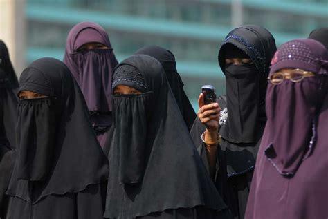 fesyen pakaian di brazzavelle afrika kongo brazzaville larang muslimah gunakan cadar