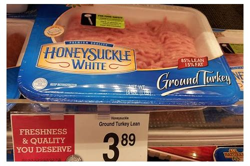 coupon for honeysuckle white turkey