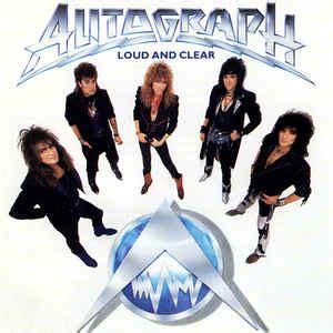 autograph (2) loud and clear (vinyl, lp, album) at discogs