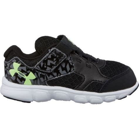 armour shoes for toddler armour toddlers thrill running shoes academy