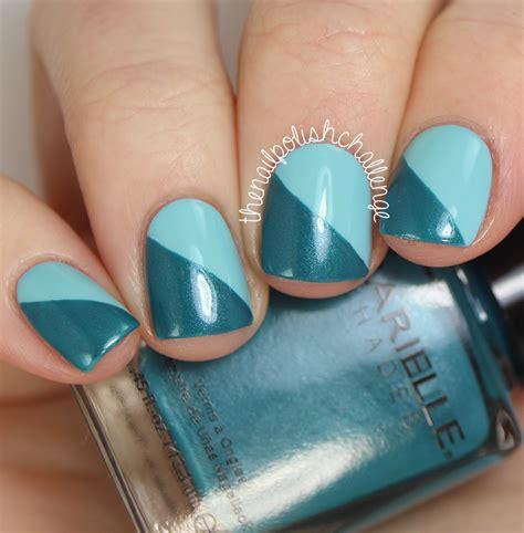 easy nail art using nail polish simple tape nail art with barielle spring 2015 the nail