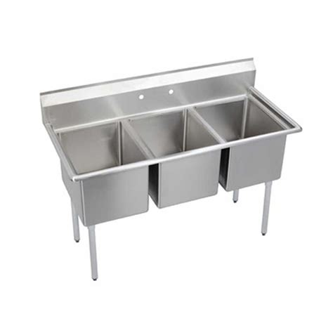 3 compartment sink dishwasher elkay foodservice 14 3c16x20 0x 3 compartment sink 16 quot x