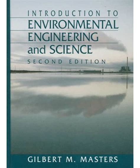 Introduction To Environmental Engineering 5ed introduction to environmental engineering and science