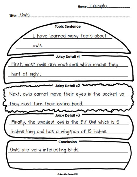 burger writing template finally in june 2014
