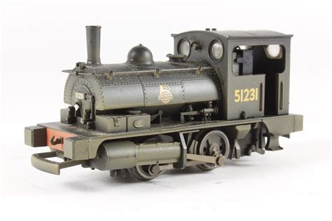 hornby pug hattons co uk hornby r2335 u class 0f pug 0 4 0st 51231 in br black weathered