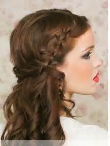 tutoriel coiffure facile cheveux longs coiffure simple