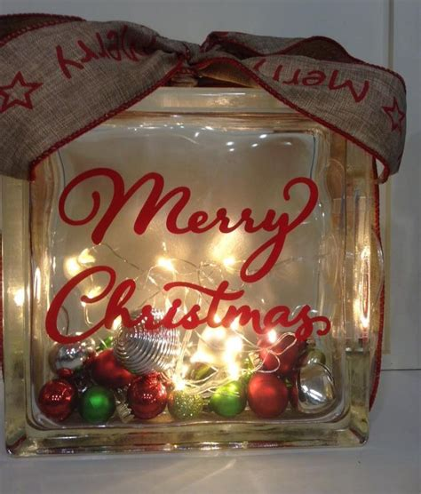 decorative glass blocks with lights best 25 lighted glass blocks ideas on pinterest glass