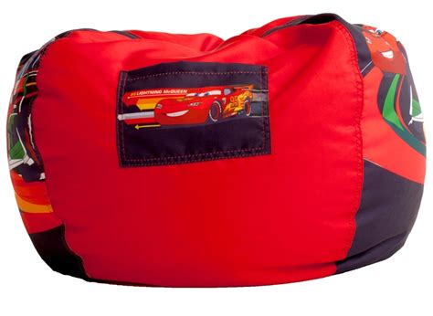 disney cars 2 bean bag pocket by comfort research
