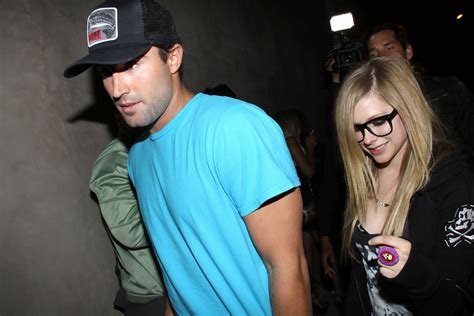 Avril Lavigne And Brody Jenner Photos Photos Avril Avril Lavigne Brody