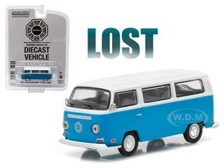 Volkswagen Type 2 T2b 1971scala 1 43 By Greenlight 1971 volkswagen type 2 t2b quot dharma quot quot lost quot tv series 2004 2010 1 43 diecast model car