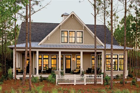 southern living small house plans tucker bayou plan 1408 17 house plans with porches