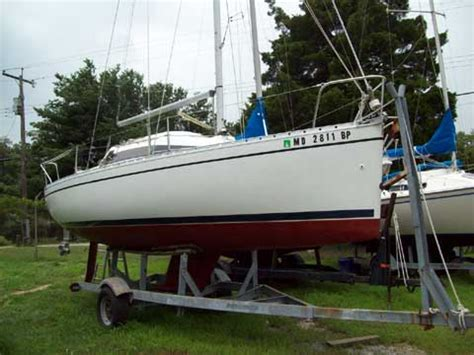 small boats for sale annapolis beneteau 235 1986 annapolis maryland sailboat for sale