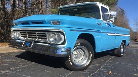 truck for sale 1962 chevrolet c k truck for sale near atlanta