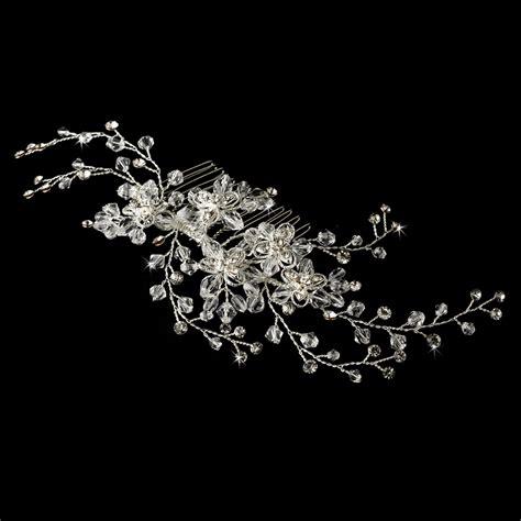 swarovski bridal comb 6486 clear