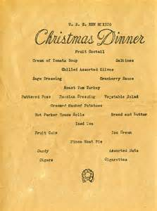 maritimequest christmas dinner menu