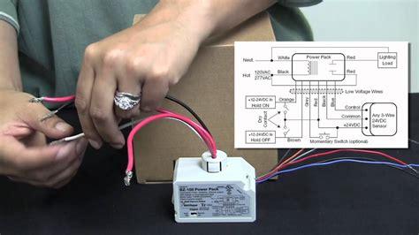 voltage occupancy sensor wiring diagram wiring diagram
