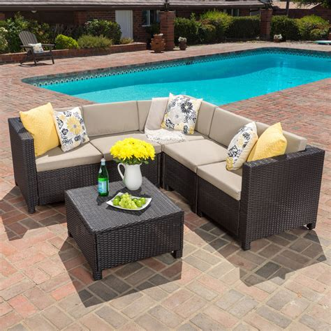 kmart white wicker patio furniture kmart patio tables