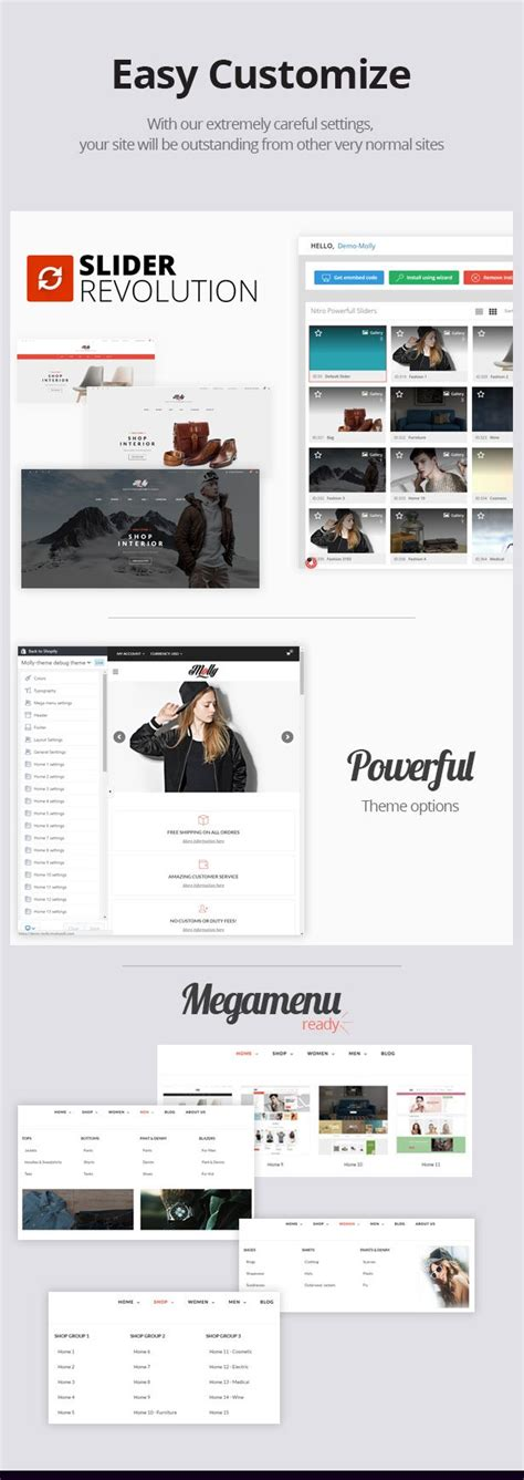 free shopify themes responsive download download themeforest molly multipurpose responsive
