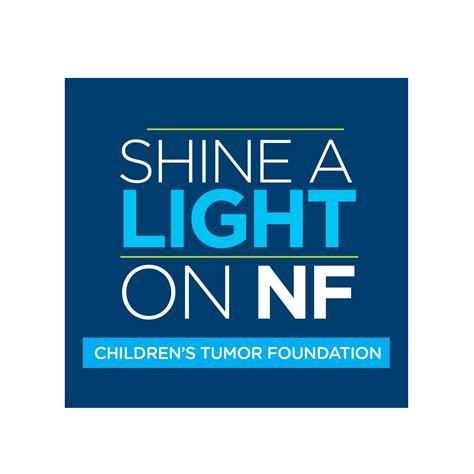 shine a light on nf children s tumor foundation