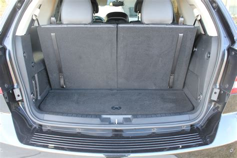 Dodge Journey Interior Space by Dodge Journey Cargo Space Fhoto