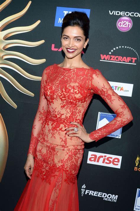 Deepika Padukone Wardrobe by Deepika Padukone At International Indian Awards