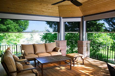 exterior solar shade oasis series modern patio