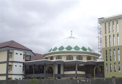 Kubah Masjid Panel Warna Setengah Bola Diameter 100 Cm kubah masjid pt ornamen kubah kubah enamel 082231677099