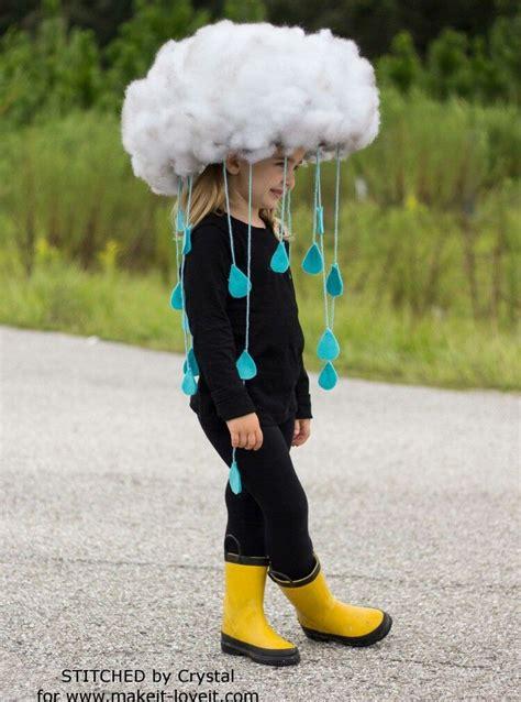 rain cloud costume diy halloween costumes  kids