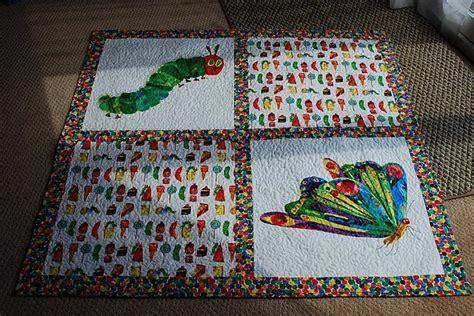 quilt pattern very hungry caterpillar hungry caterpillar quilt quilts 8 pinterest