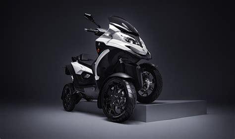 quadro qooder tilting  wheel scooter