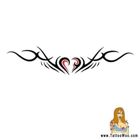 heart tribal lower back tattoos tribal tattoos lower back tattoos lower back