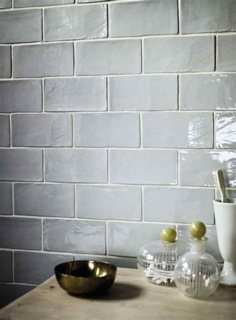 i these rustic subway tiles they d look great in a