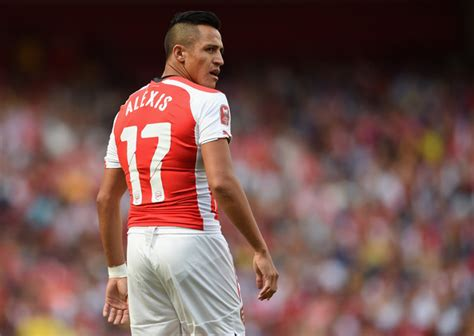 alexis sanchez arsenal alexis sanchez pictures arsenal v as monaco zimbio