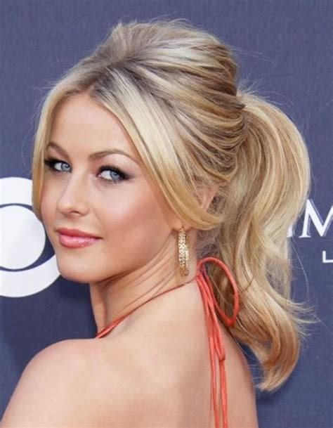 blonde hairstyles volume on crown ways to style and spice up your ponytail women hairstyles