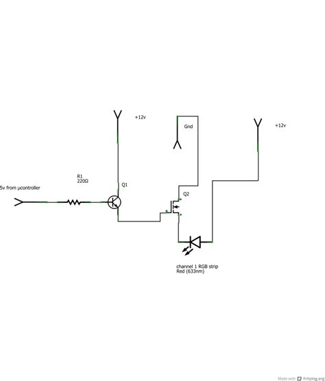 mosfet gate resistor arduino help with a mosfet problem