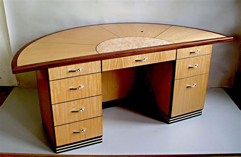 Half Desk by Deco Half Circle Desk