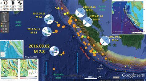 earthquake report indonesia image gallery sumatra earthquake 1797