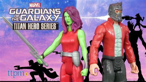 Lord Guardians Of The Galaxy Hasbro Titan Starlord marvel guardians of the galaxy titan series lord