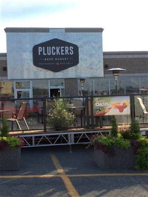 Wing House Locations by Calamari Picture Of Pluckers Winghouse And Watering Sudbury Tripadvisor