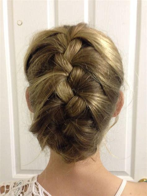 how to under braid tucked under braid amaze me braids pinterest braids