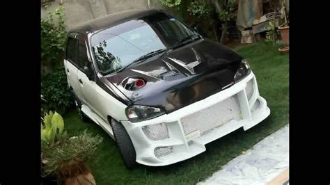 Modifications For Alto by Modified Suzuki Alto