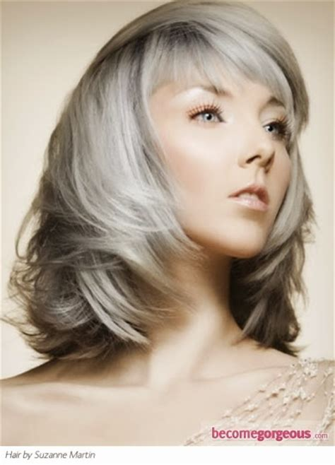 pretty hairstyles for gray hair superb hairstyle preferred hair styles for gray hair
