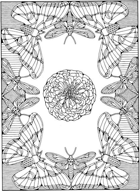 the gallery for gt advanced nature coloring pages