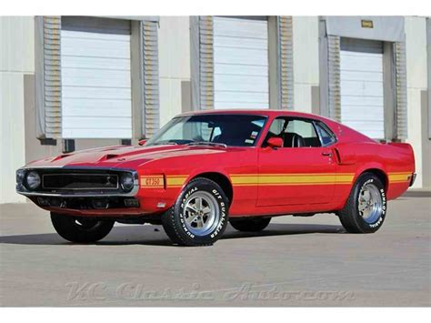Ford Mustang Shelby Automatic by 1969 Ford Mustang Shelby Gt350 Automatic For Sale