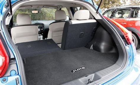 nissan juke interior trunk nissan juke trunk space google search car shopping