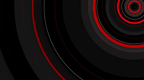 background themes xbox one x1bg circles black red trim martin crownover